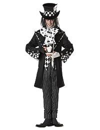 California Costumes Men's Dark Mad Hatter Costume