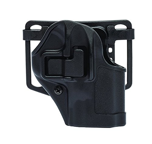 BLACKHAWK! Serpa CQC Holster fits M&P Shield, Right Hand, Black