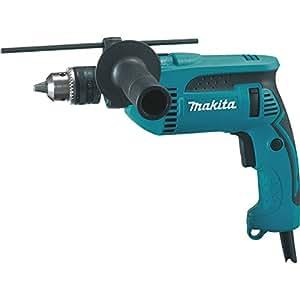 Makita HP1640 - Taladro Percutor 680W 2 Kg 2800 Rpm Portabrocas Con Llave