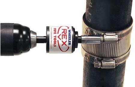 OKSLO Wheeler-Rex Torque Wrench,Coupling,3/8 Cap,80 in lb (Wheeler Rex Torque Wrench)