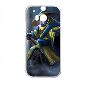 The League Of Legends White HTC M8 case