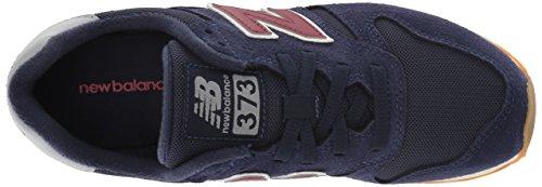 Turnschuhe TM Balance New Dunkelblau ML373 Rot ML373TM qH6B0