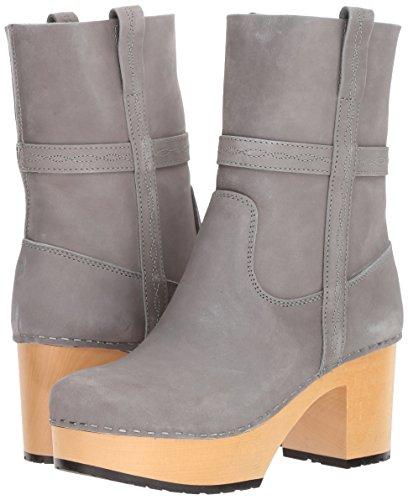 Grey Boot Swedish Nubuck Womens Country Hasbeens PqCCTw7