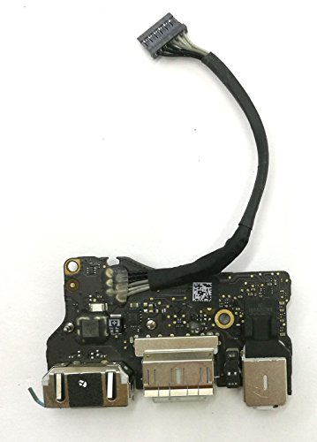 Ittecc (923-0439) I/O Board w/USB, Audio, DC-in 2 Replacement Fit for Apple MacBook Air 13