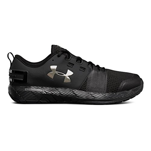 Exterior Negro Zapatillas Armour Black para UA TR Black Iron Under Commit de Deporte Hombre I0UHvUn
