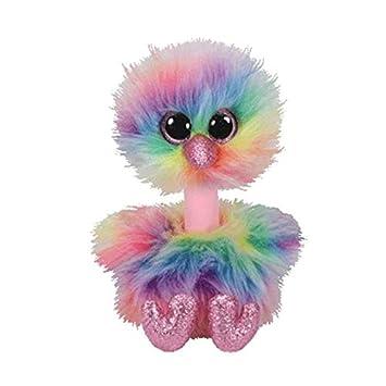 Amazon.com: ILUTOY - Peluche de avestruz (7.9 in), diseño de ...