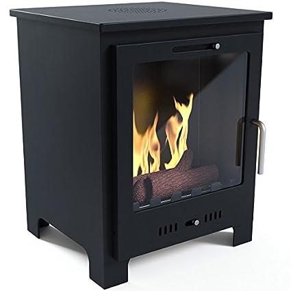 Amazing Woodburner Style Malvern Bio Ethanol Real Flame Fireplace Download Free Architecture Designs Scobabritishbridgeorg