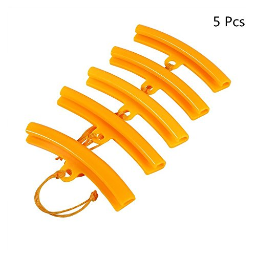 W-family Motorcycle Rim Protector Set Motorcycle Tire Changing Tool Bike & Car Wheel Rim Protector Tire Guard Rims Rim Protectors (orange) by W-family