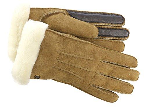 UGG Women's Carter Smart Glove Chestnut LG by UGG