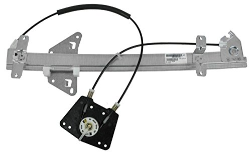 (Front Power Window Regulator Driver Side Left LH for Durango Dakota Quad Cab)
