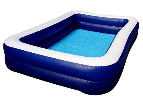 8 Person Family Paddling Pool by Boyz Toys