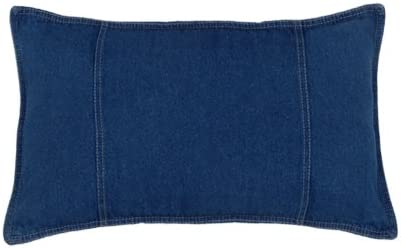 American Denim Boudoir Pillow