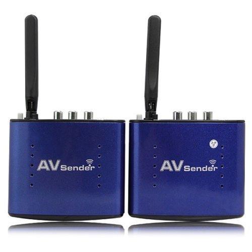 Signstek PAT-630 200M 20M 5.8GHZ AV Wireless Audio Video SD TV Sender (Wireless Audio Link)