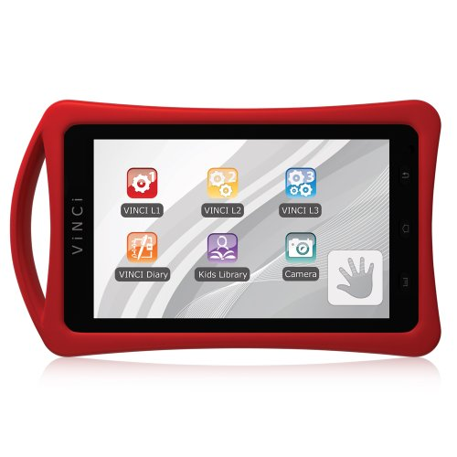 VINCI 534; Tab M Learning Tablet WiFi, Android 4.03 by VINCI