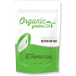 Organic White All Purpose Flour - NON-GMO