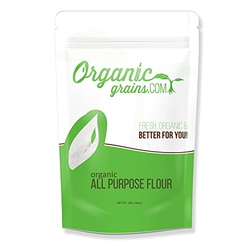 All Purpose Flower - Organic White All Purpose Flour - NON-GMO