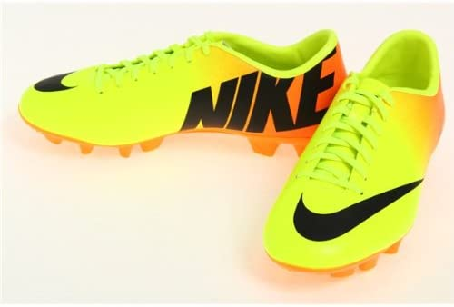23bfcb40883 Nike Mercurial Victory IV HG-V Men Shoes 555637-708  Buy Online at Low  Prices in India - Amazon.in