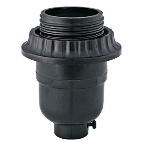 Lamp parts and accessories bases amazon phenolic medium base light socket keyless 18 ips plt d3879 aloadofball Image collections