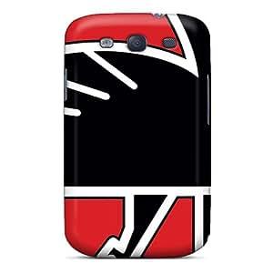 Galaxy High Quality Tpu Case/ Atlanta Falcons DCV1918yjuZ Case Cover For Galaxy S3