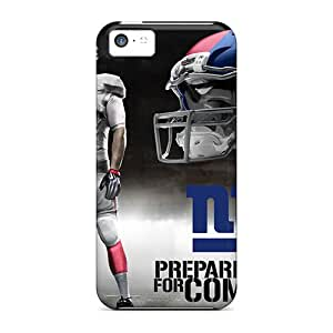 MiniBeauty Case Cover Protector Specially Made For Iphone 5c New York Giants