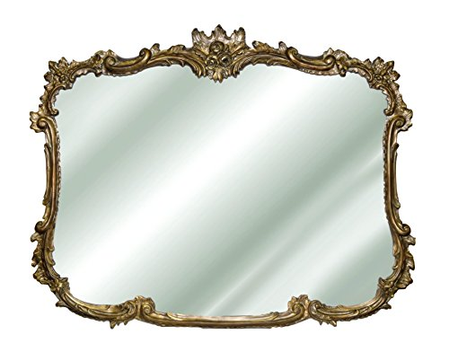 Hickory Manor House 8144AG Buffet Mirror/Antique Gold