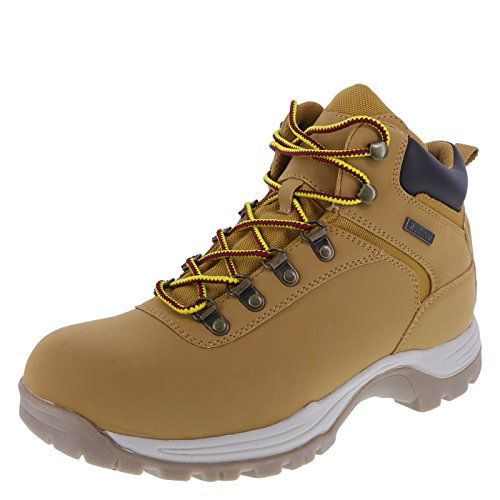 Mens Waterproof Hiker Boot - Rugged Outback Mens Chamios Men's Alpine Waterproof Hiker 11 Regular