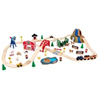 Deals on KidKraft Farm Train Set 17827