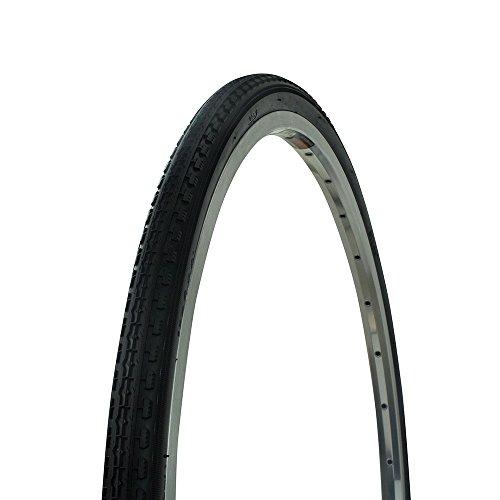 "Fenix Cycles Wanda Road Vintage Bicycle Tire, 26"" x 1-3/8"" Bike tire, (Black)"