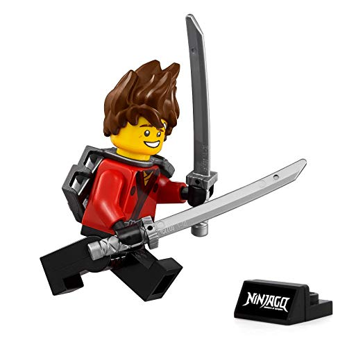 LEGO Ninjago Movie - Kai Minifigure (with Spiked