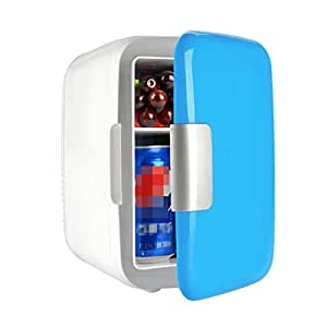 SL&BX Nevera Coche,4l Mini refrigerador Caja fría autocosmética ...