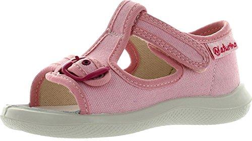 - Naturino Kids 7786 Fashion Sandals,Pink Lam,24