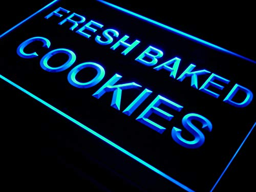 ADVPRO Cartel Luminoso i513-b Fresh Baked Cookies Cafe Cake ...