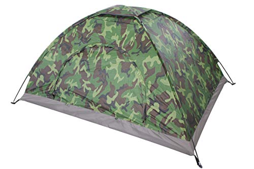 🥇 Sutekus Tent Camouflage Patterns Camping Tent Tent for Camping Hiking 【Outdoor Equipment】