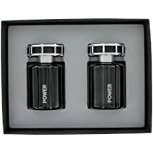 Power by 50 Cent Gift Set -- 3.4 oz Eau De Toilette Spray + 3.4