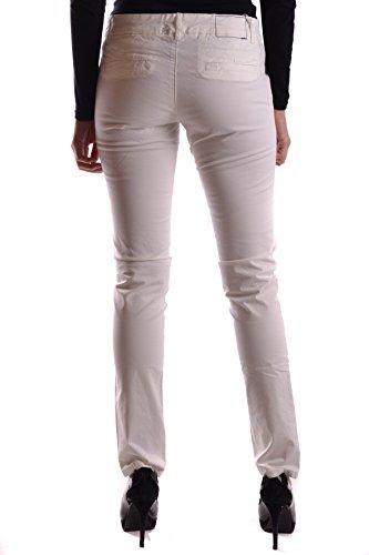 MCBI286074O Coton Femme Blanc SUN 68 Jeans xw7f1nOp