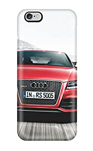 Iphone High Quality Tpu Case/ Red Audi A5 Background RTmtAmo2873QUYNF Case Cover For Iphone 6 Plus