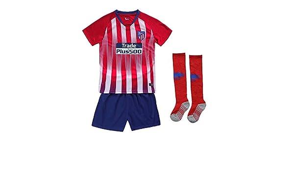 Camisetas de Fan New Season Atletico Madrid Juego de fútbol para ...