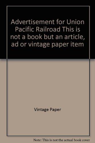 Advertisement Panagra Cottons-Pan American-Grace Airways, Panagra