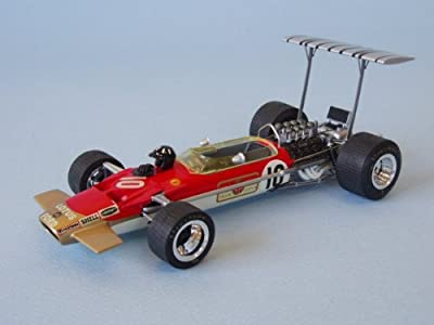 Tamiya Goldleaf Lotus 49b Ford from TAMIYA