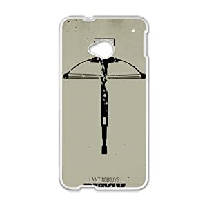 SANYISAN The Walking Dead Minimalist Posters Cell Phone Case for HTC One M7