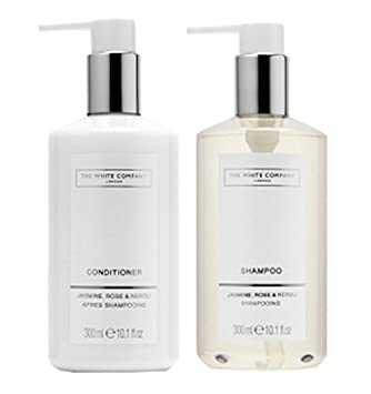 The white company flowers shampoo conditioner set 300 ml each the white company flowers shampoo conditioner set 300 ml each bottle mightylinksfo