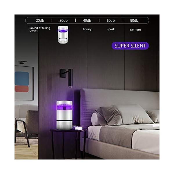 WENJZJ UV Lampada Antizanzara Lanterna Campeggio Killer zanzare Lampada zanzara Zanzariera Elettrica Mosquito Trap… 6 spesavip