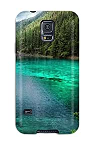 Best Case Cover Lake/ Fashionable Case For Galaxy S5