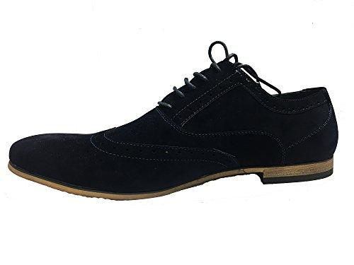 london fashion , Herren Slipper Navy