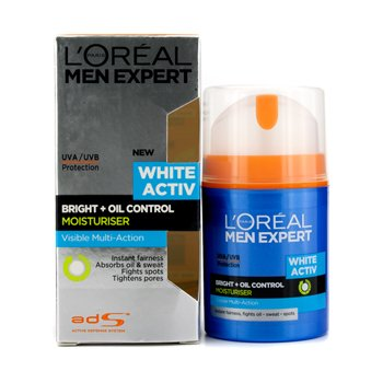 loreal mens moisturiser