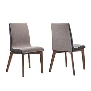 Coaster fine furniture 106592 silla contempor nea para for Sillas comedor amazon