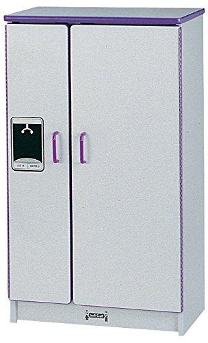 JonTi CrafT Rainbow Accents 0210JCWW008 Play Kitchen Refr...