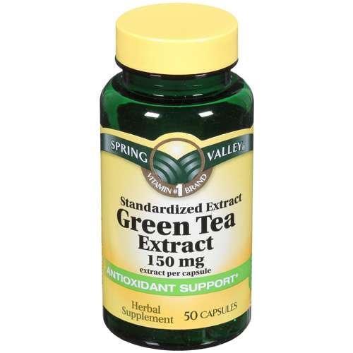 Spring Valley: Extrait de thé vert à base de plantes