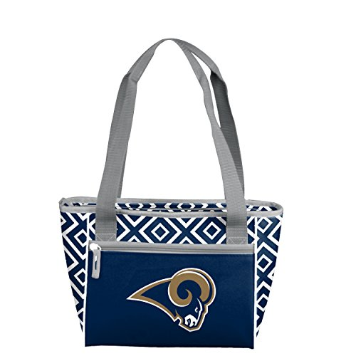 (NFL St. Louis Rams DD Cooler Tote (16 Can), Team Color)