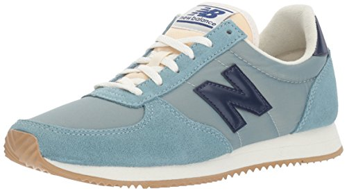 Bleu navy Blue light Wl220 New Femme Baskets Balance nIq10